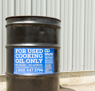 Use Cooking Oil Can