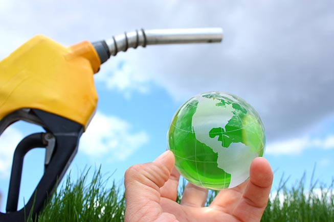 Biodiesel and Global Warming