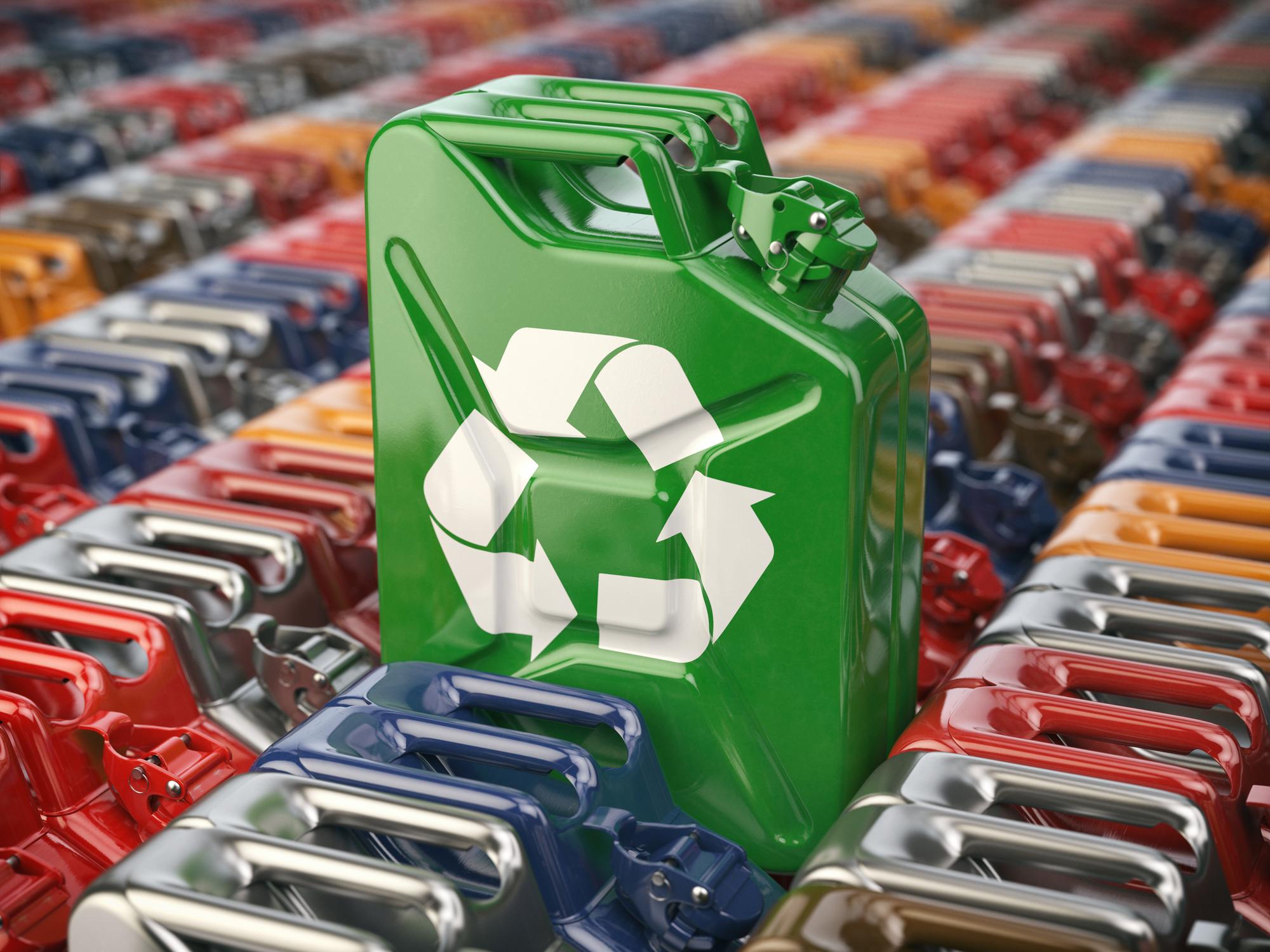 Biofuel Container