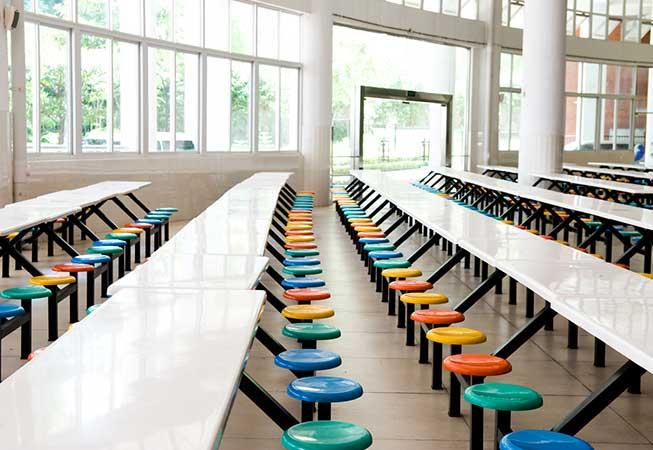 University Dining Hall.