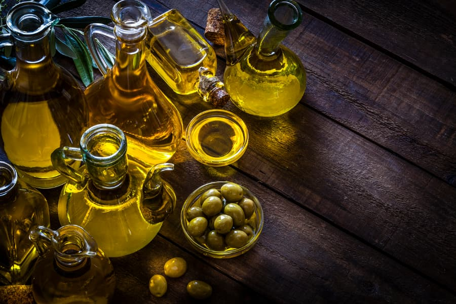 Different Kinds of Cooking Oil
